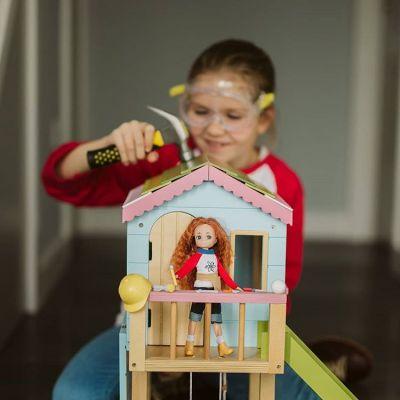 Empowering toys background image
