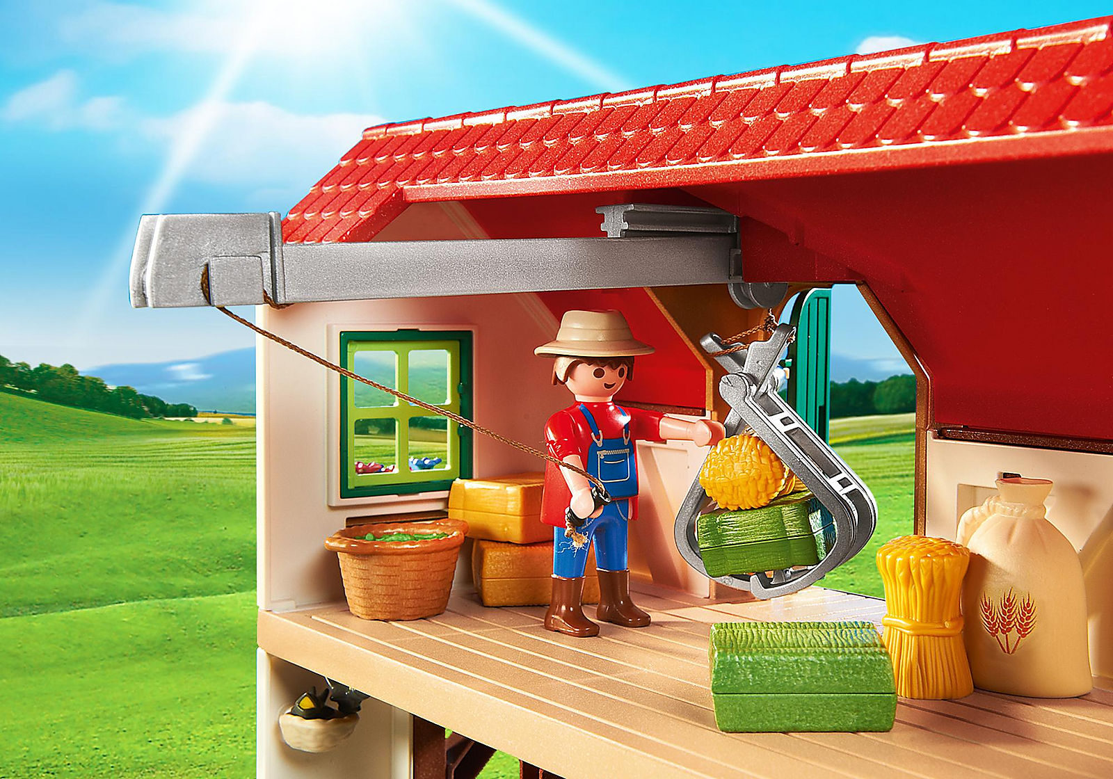 Playmobil Country Large Farm