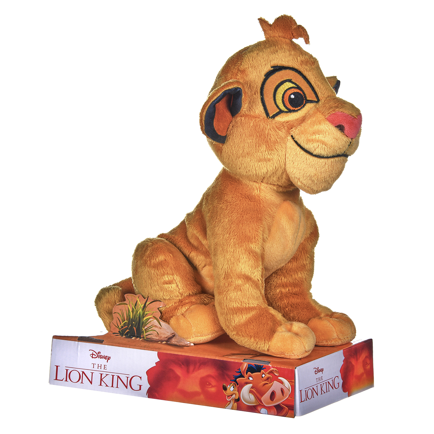 Disney The Lion King Young Simba Plush