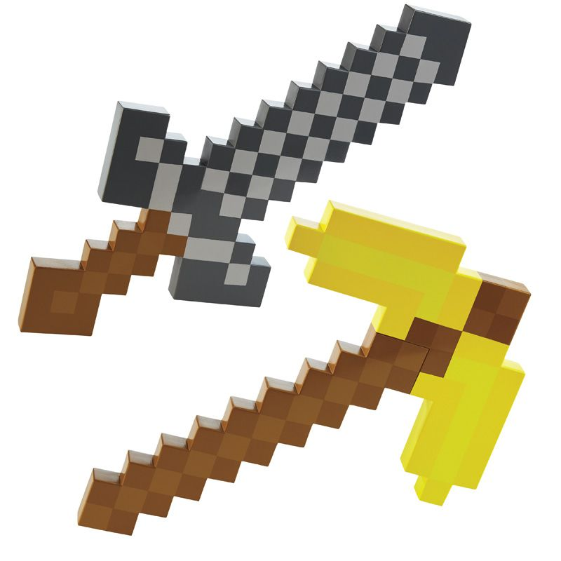 Minecraft Sword / Pickaxe
