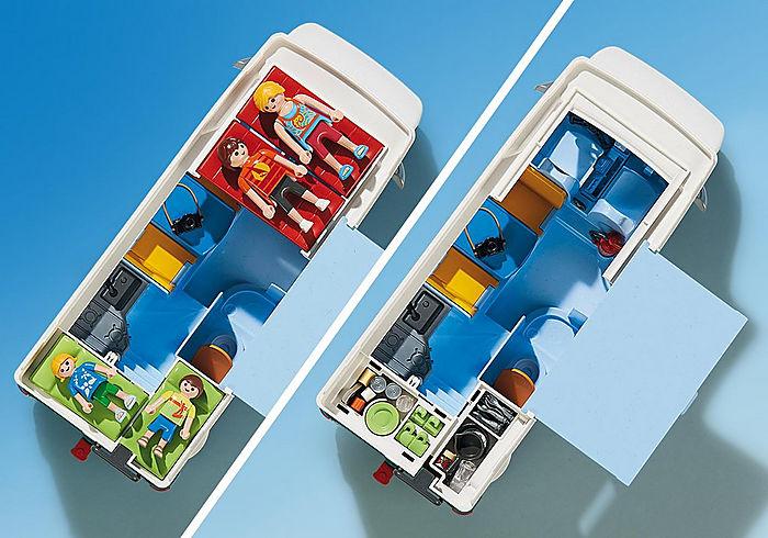Playmobil Family Fun Summer Camper