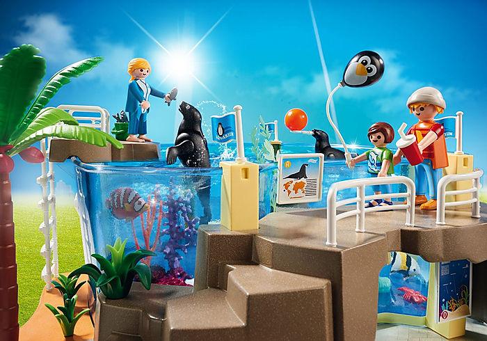 Playmobil Family Fun Aquarium