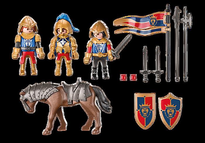 Playmobil Knights Royal Lion Knights