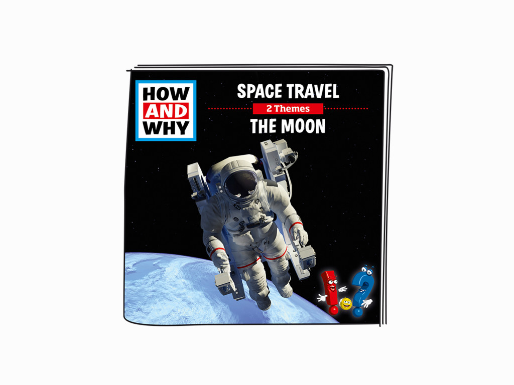 Tonies How and Why - Space Travel / The Moon