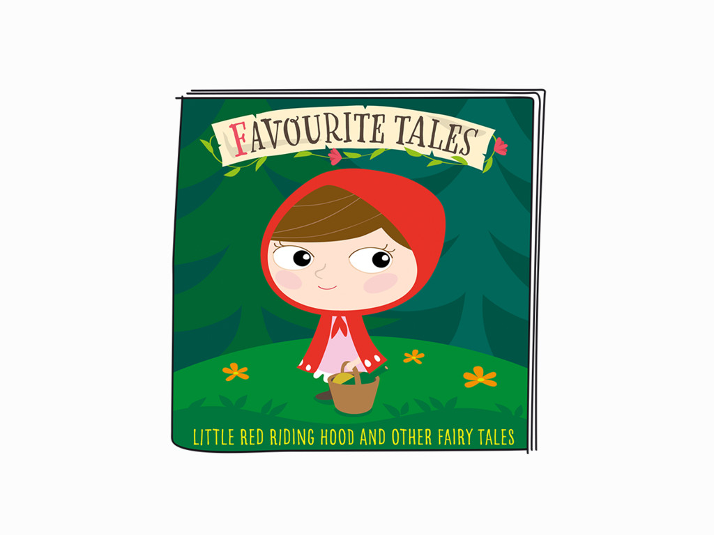 Tonies Favourite Tales - Little Red Riding Hood and other fairy tales