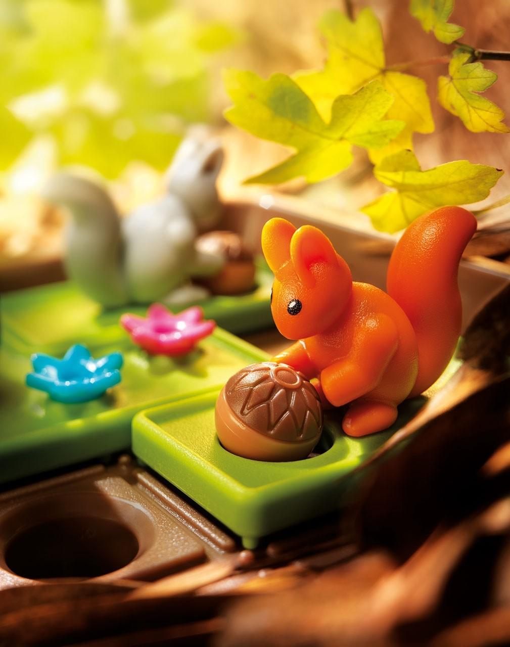 Smart Games Squirrels Go Nuts!