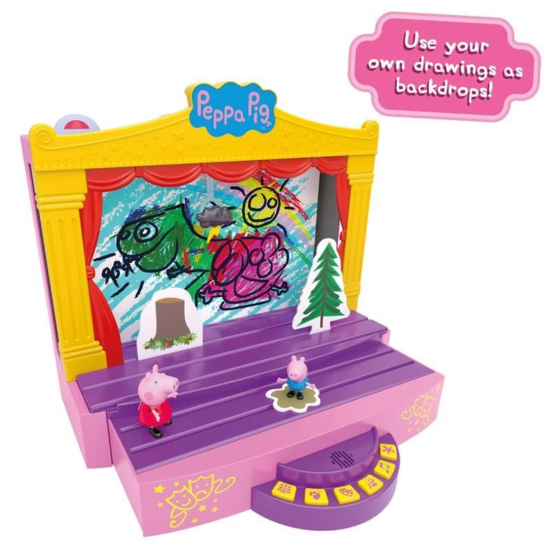 Peppa Pig Stage Playset