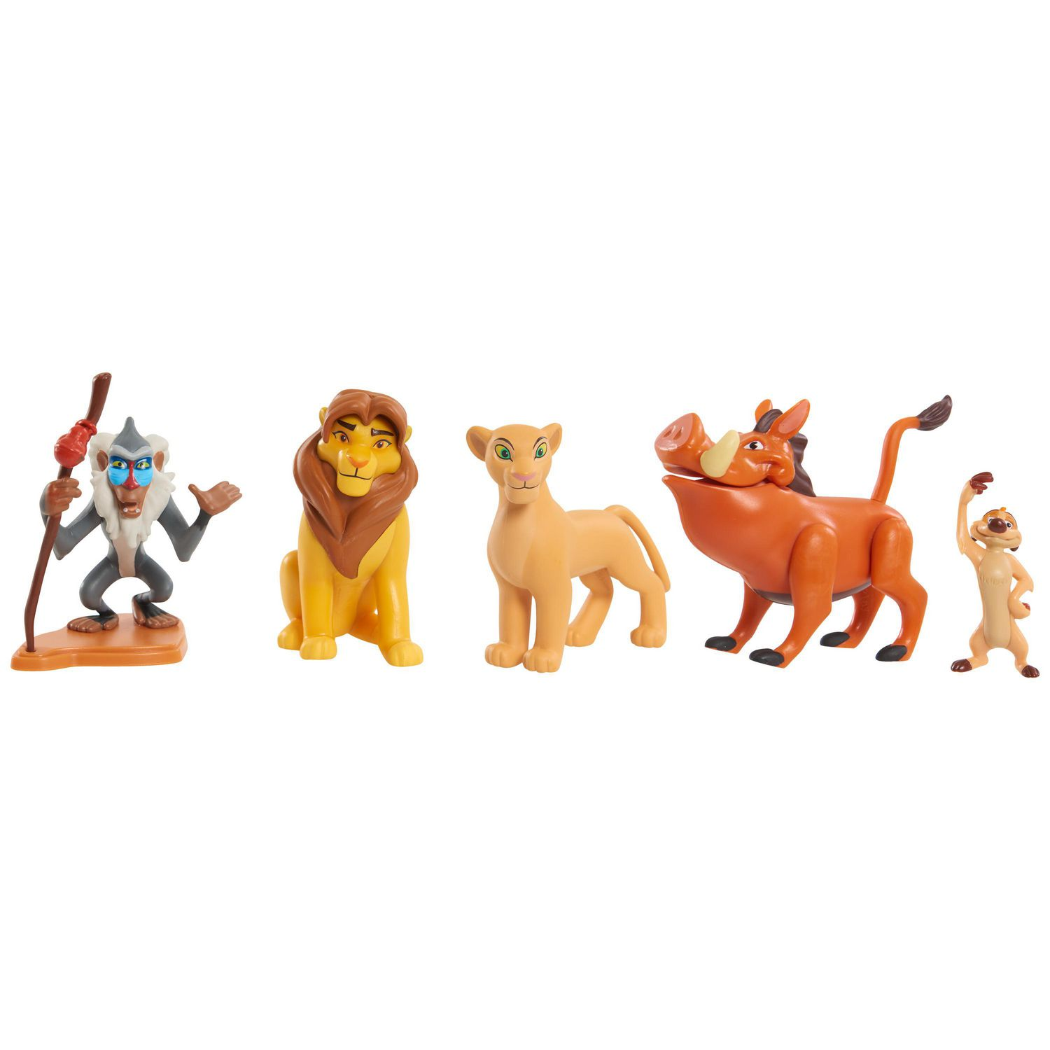 Disney The Lion King Classic Collector Figure Set
