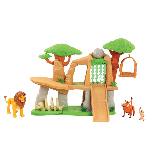 Disney The Lion King Classic Pride Lands Playset