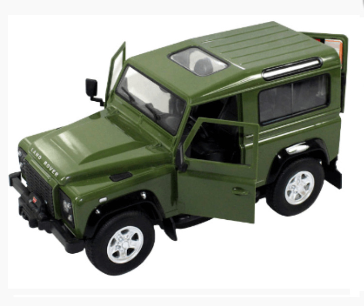 Rastar RC Car 1/14 Land Rover Defender