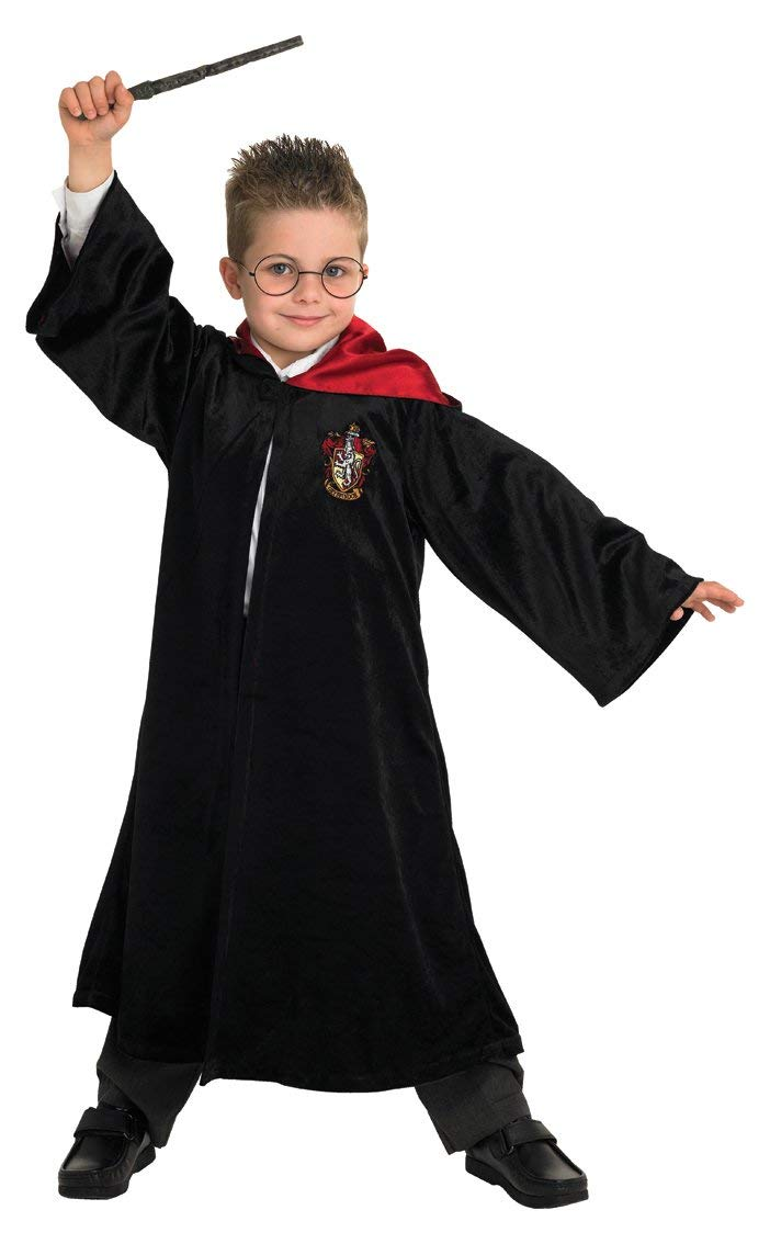 Harry Potter Deluxe School Robe - Small Costume