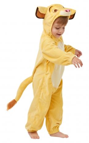 Disney The Lion King Simba Furry - Toddler Costume