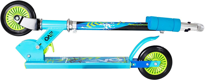 Evo Inline Scooter - Blue