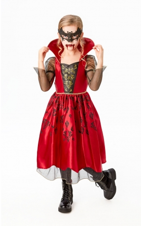 Vampiress - Small Costume