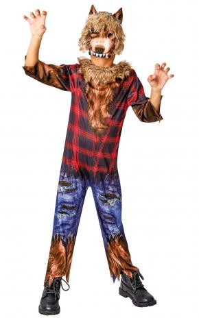 Werewolf - Medium Costume