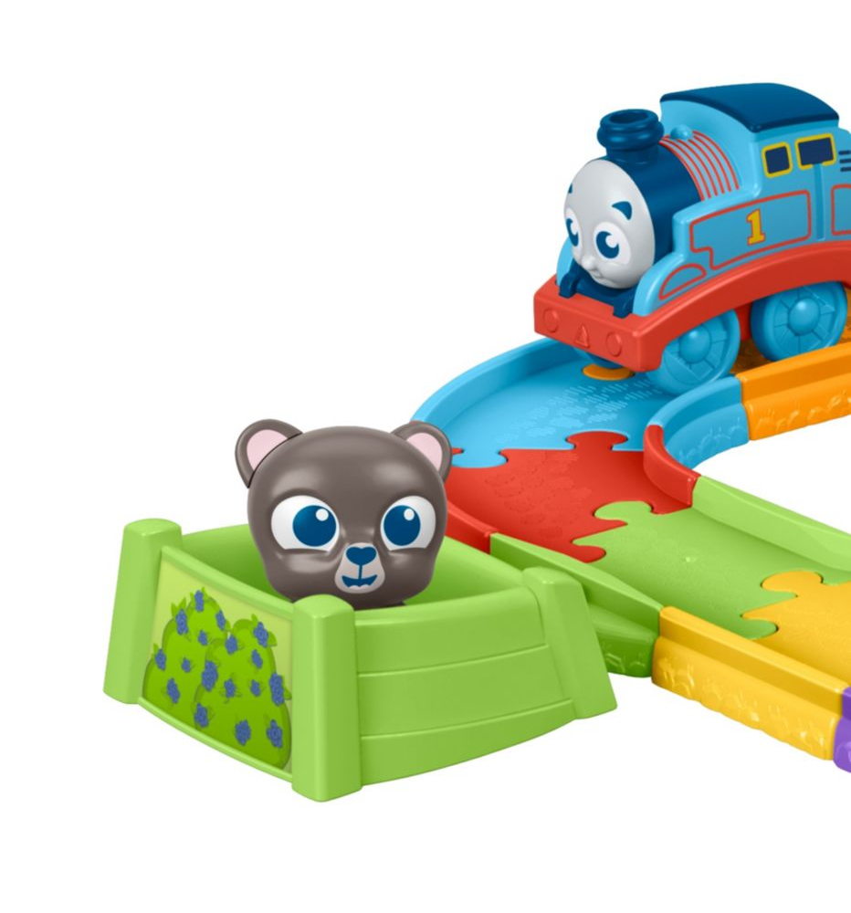 My First Thomas & Friends Bear Cub Set