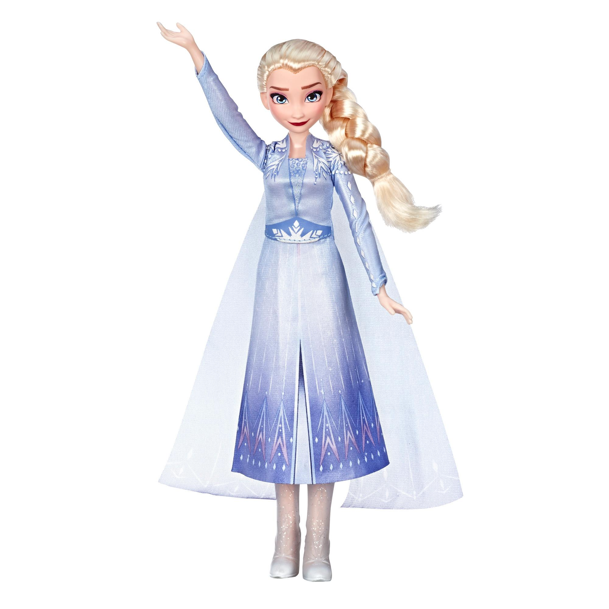 Disney Princess Frozen 2 Singing Fashion Doll - Elsa