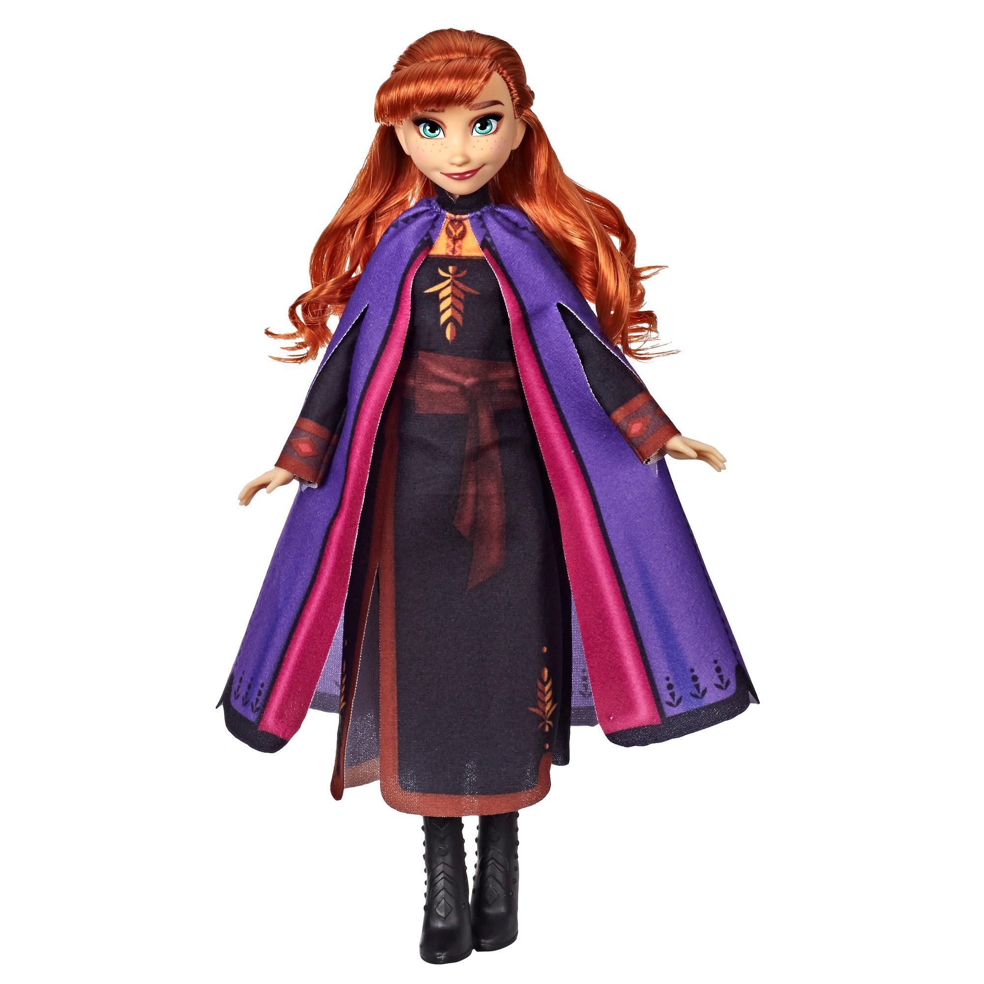 Disney Princess Frozen 2 Figure - Anna