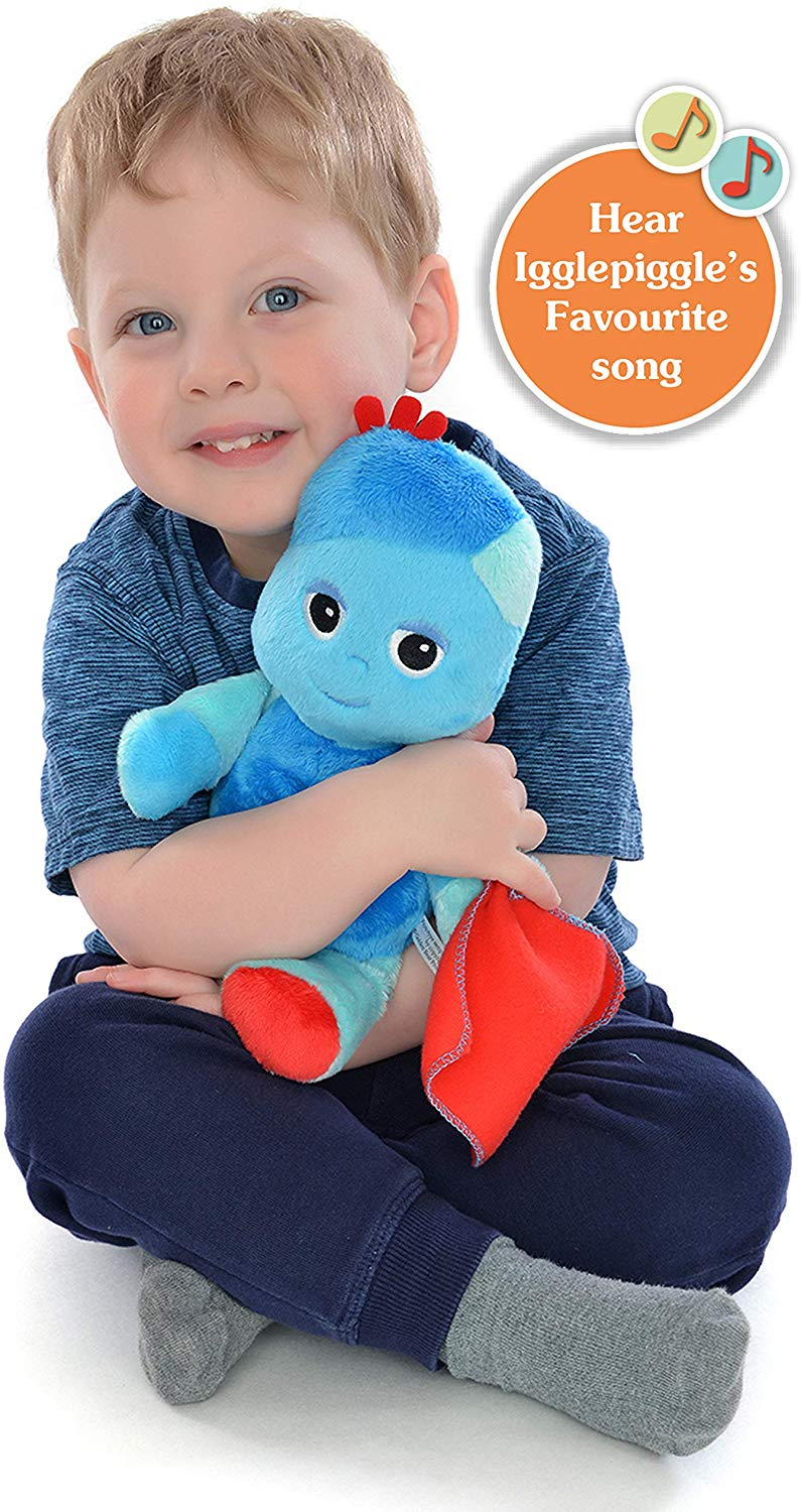 In The Night Garden Snuggly Singing Igglepiggle