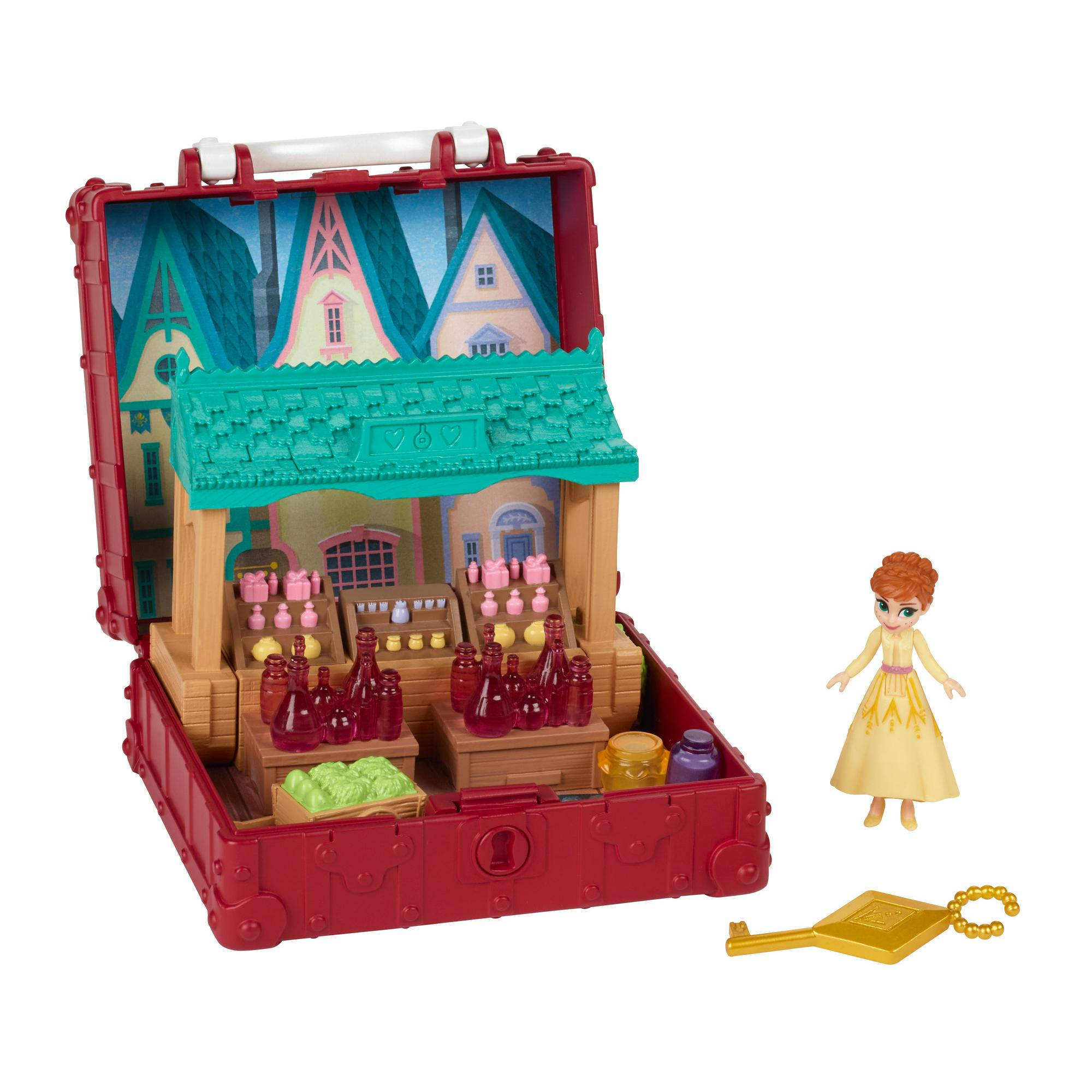 Disney Princess Frozen 2 Pop Adventures Village Pop-Up Playset