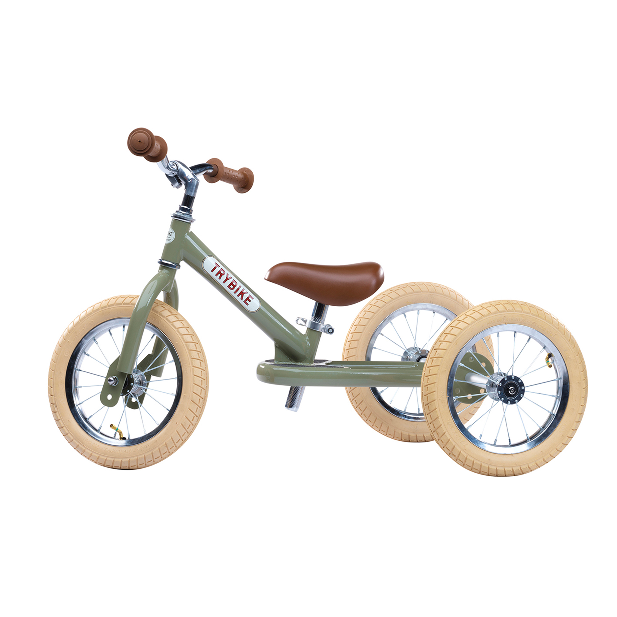 Trybike Steel Vintage 2 In 1 Balance Trike Bike Kid S Toy Swap Subscription Whirli
