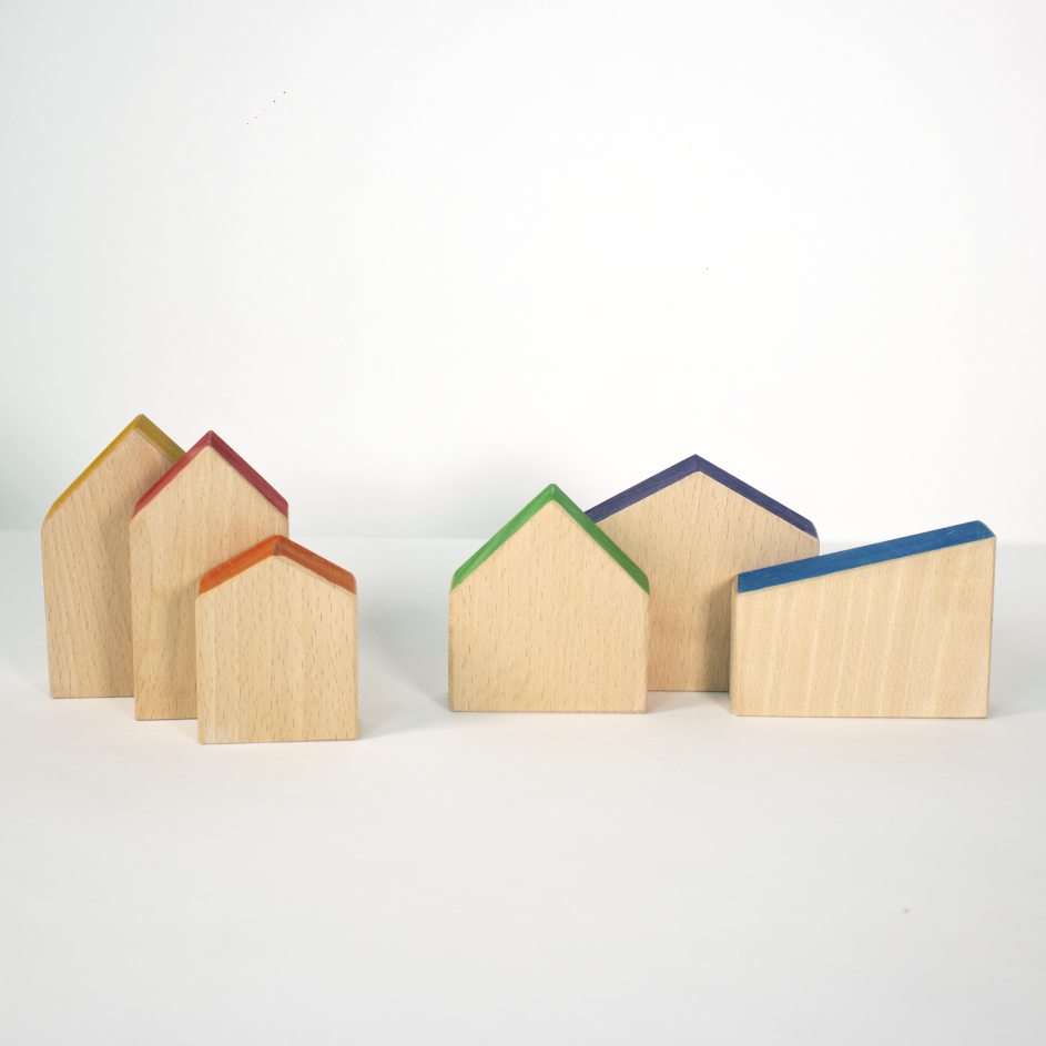 Grapat 6 Houses