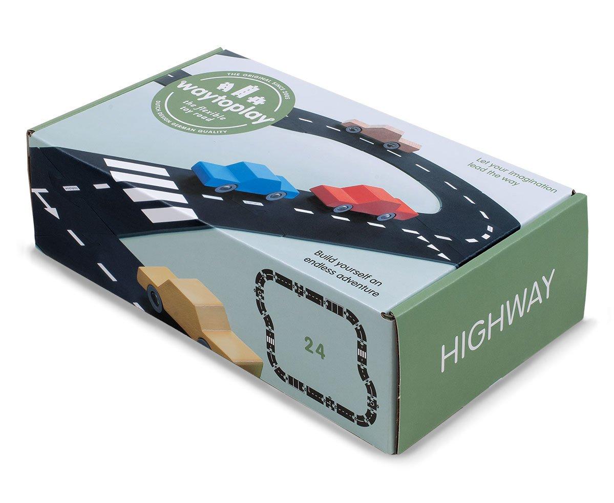 Waytoplay Highway Set