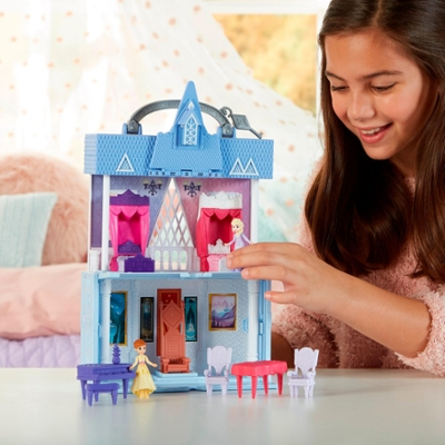 Disney Princess Frozen 2 Pop Adventures Arendelle Castle Playset