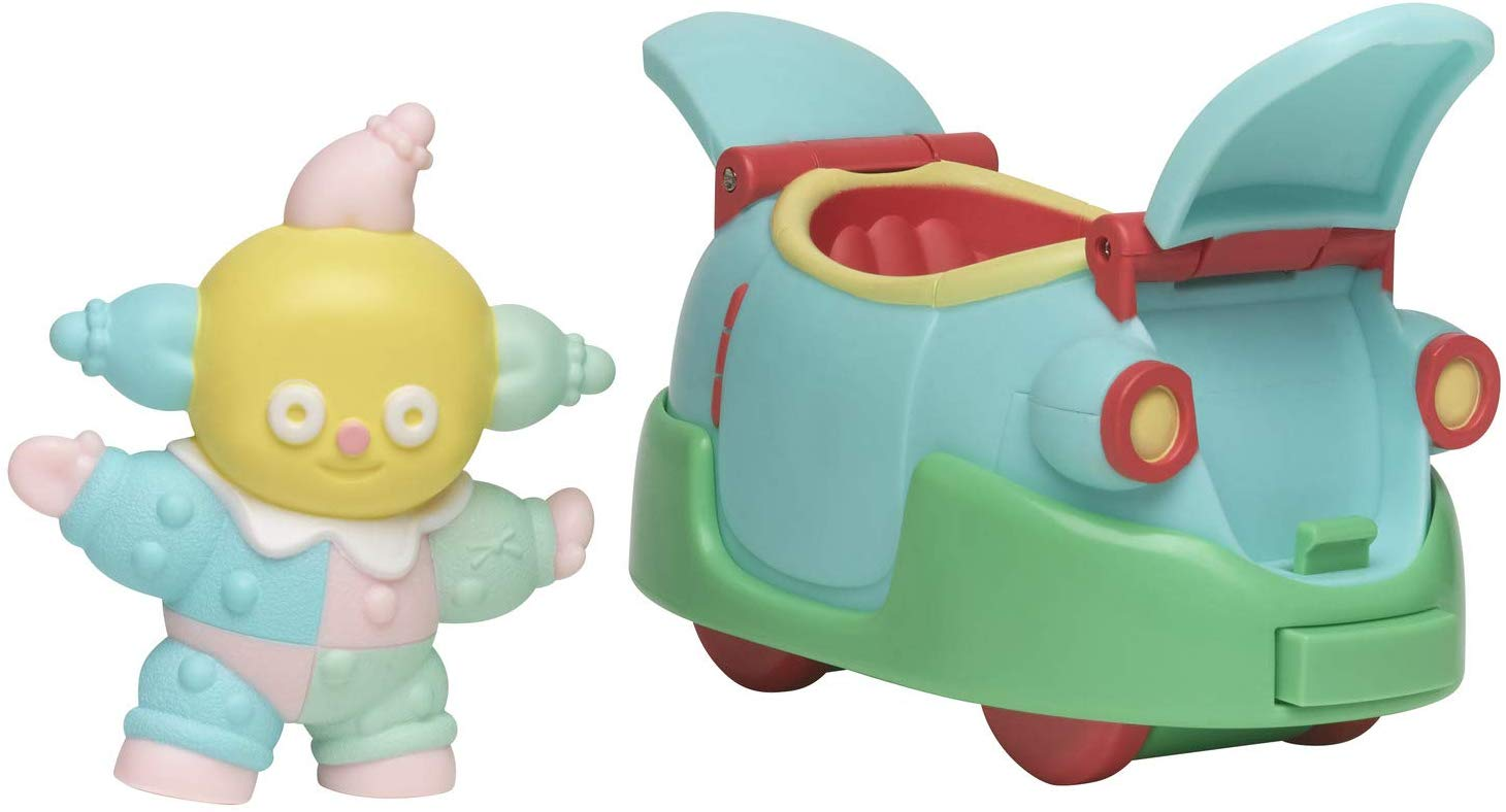 Moon And Me Vehicle with Figure - Single Assorted