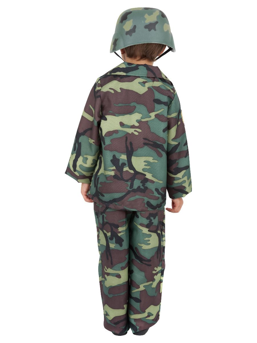 Smiffys Army Costume - Medium