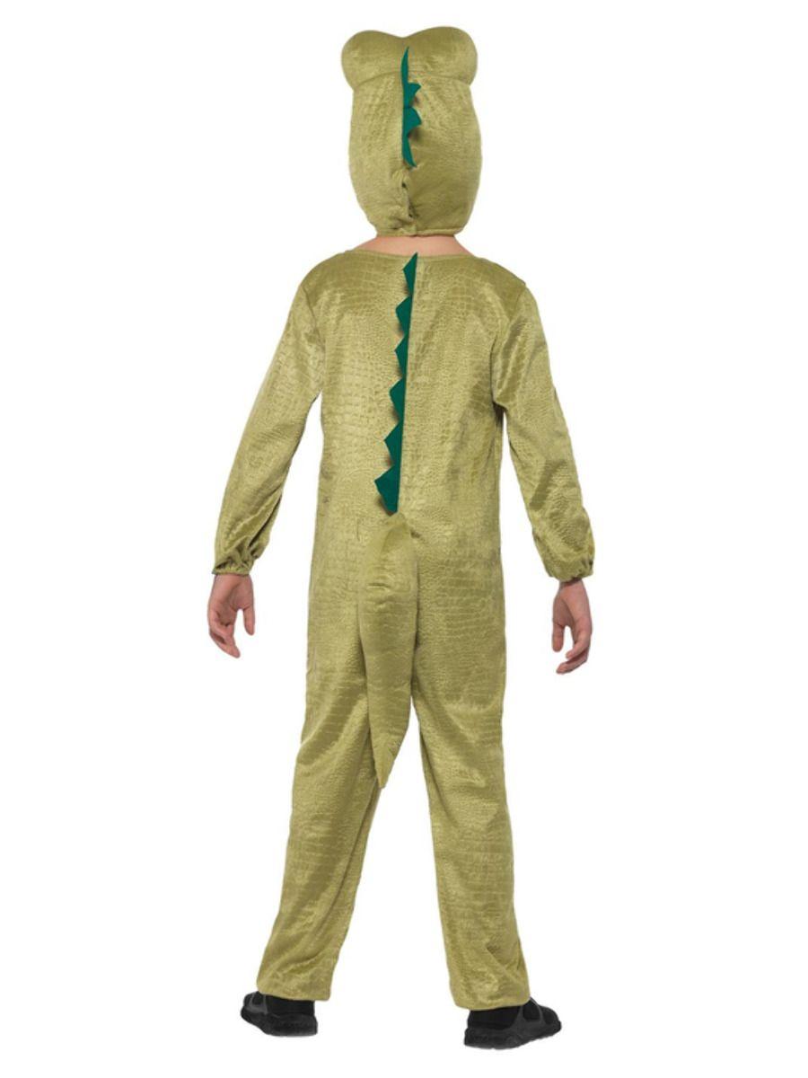 Smiffys Roald Dahl Deluxe Enormous Crocodile Costume - Medium