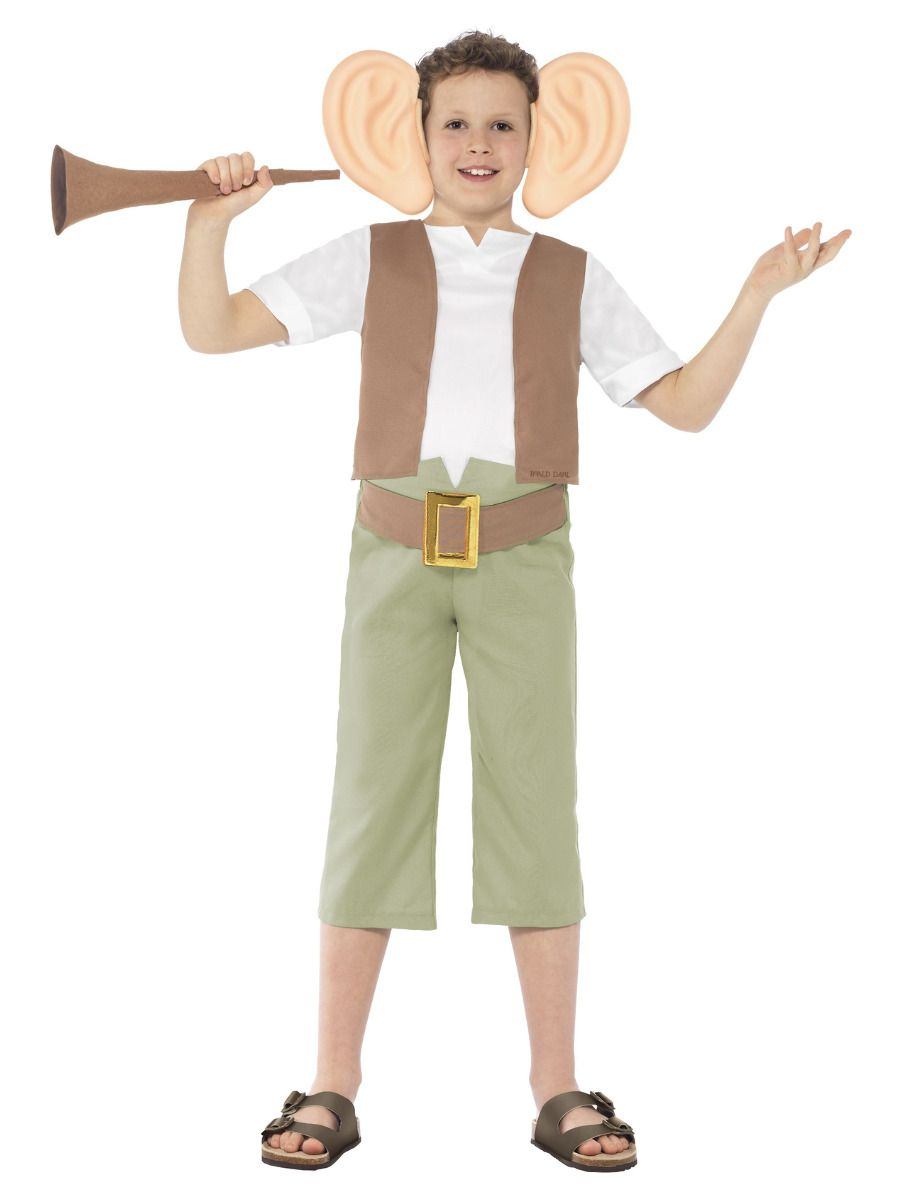 Smiffys Roald Dahl The BFG Costume - Medium