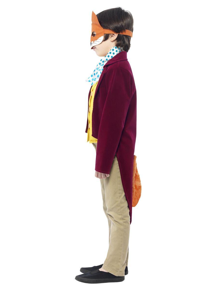 Smiffys Roald Dahl Fantastic Mr Fox Costume - Small
