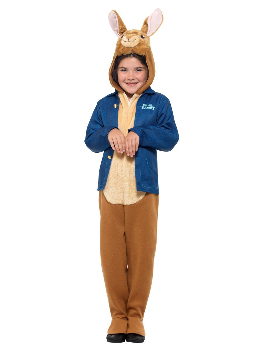 Smiffys Deluxe Peter Rabbit Costume - Small
