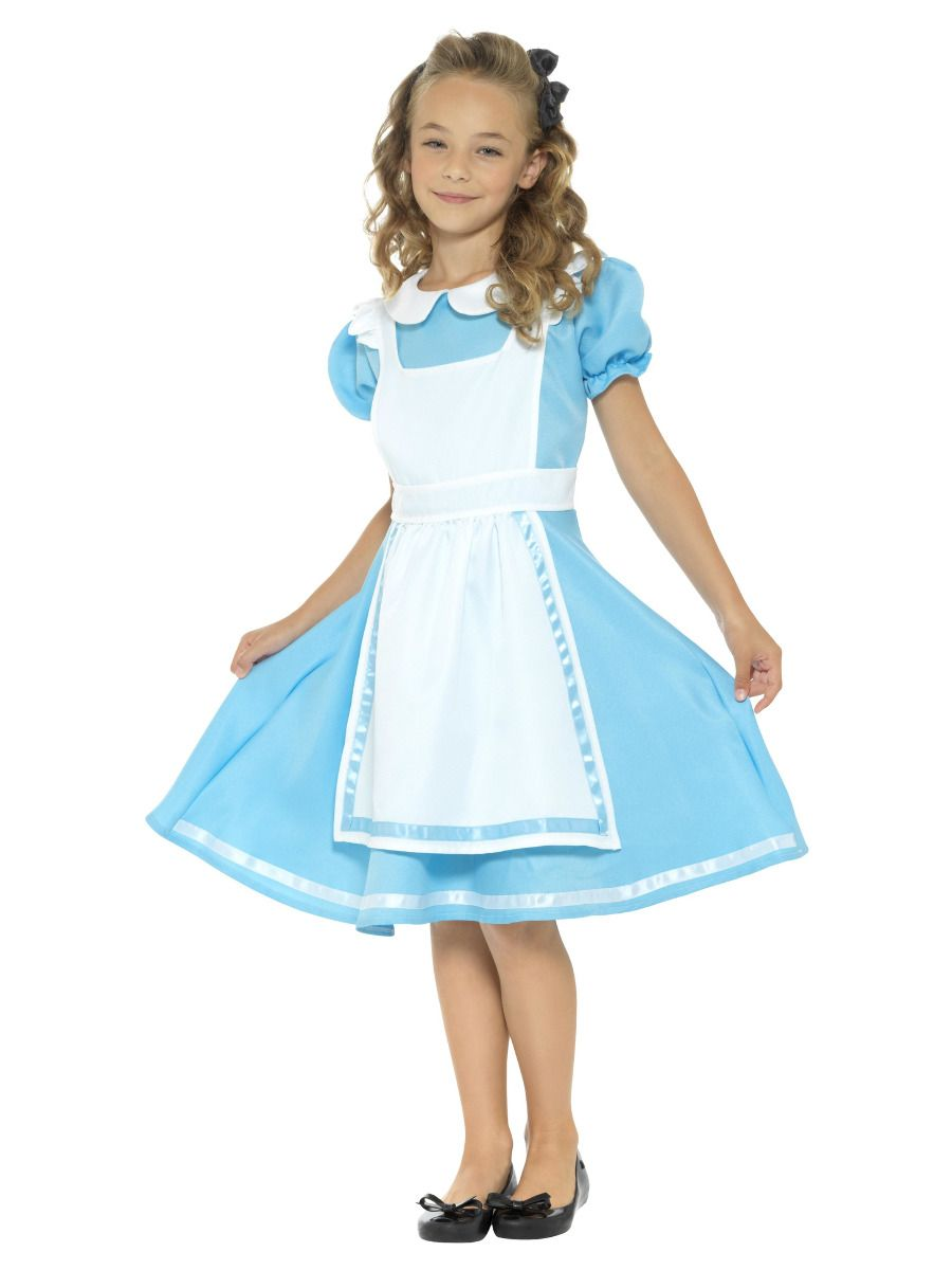 Smiffys Wonderland Princess Costume - Small