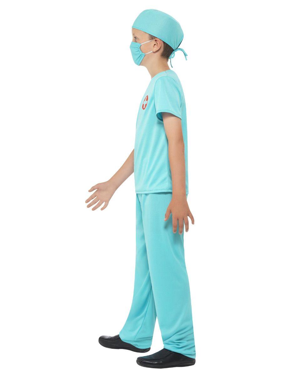 Smiffys Surgeon Costume - Medium