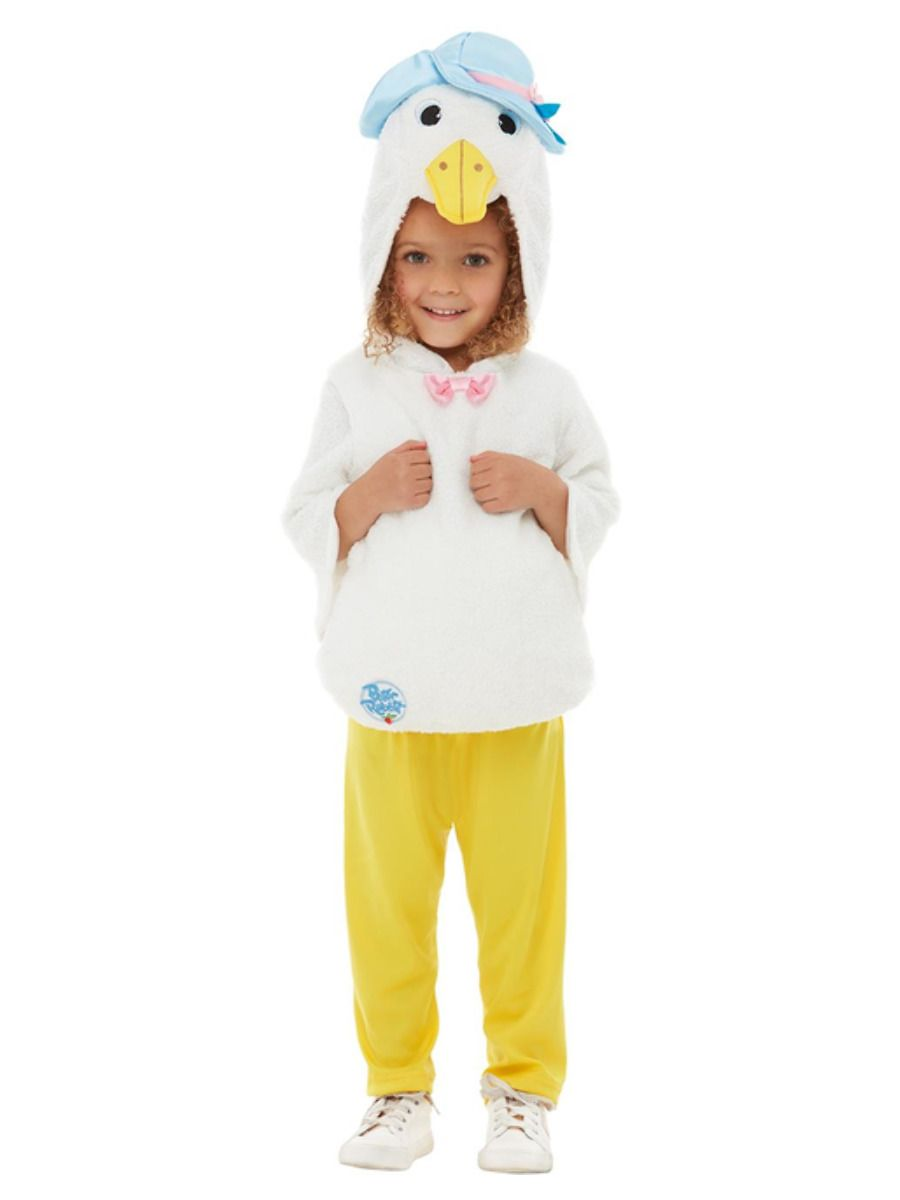 Smiffys Peter Rabbit Deluxe Jemima Puddle-Duck Costume - Small