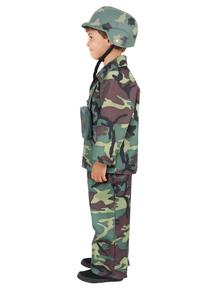 Smiffys Army Costume - Small