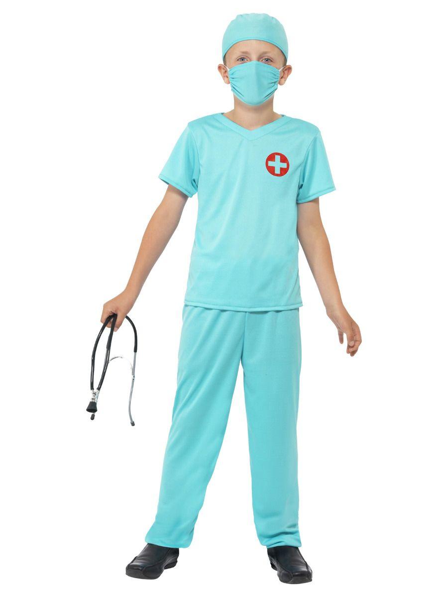 Smiffys Surgeon Costume - Small