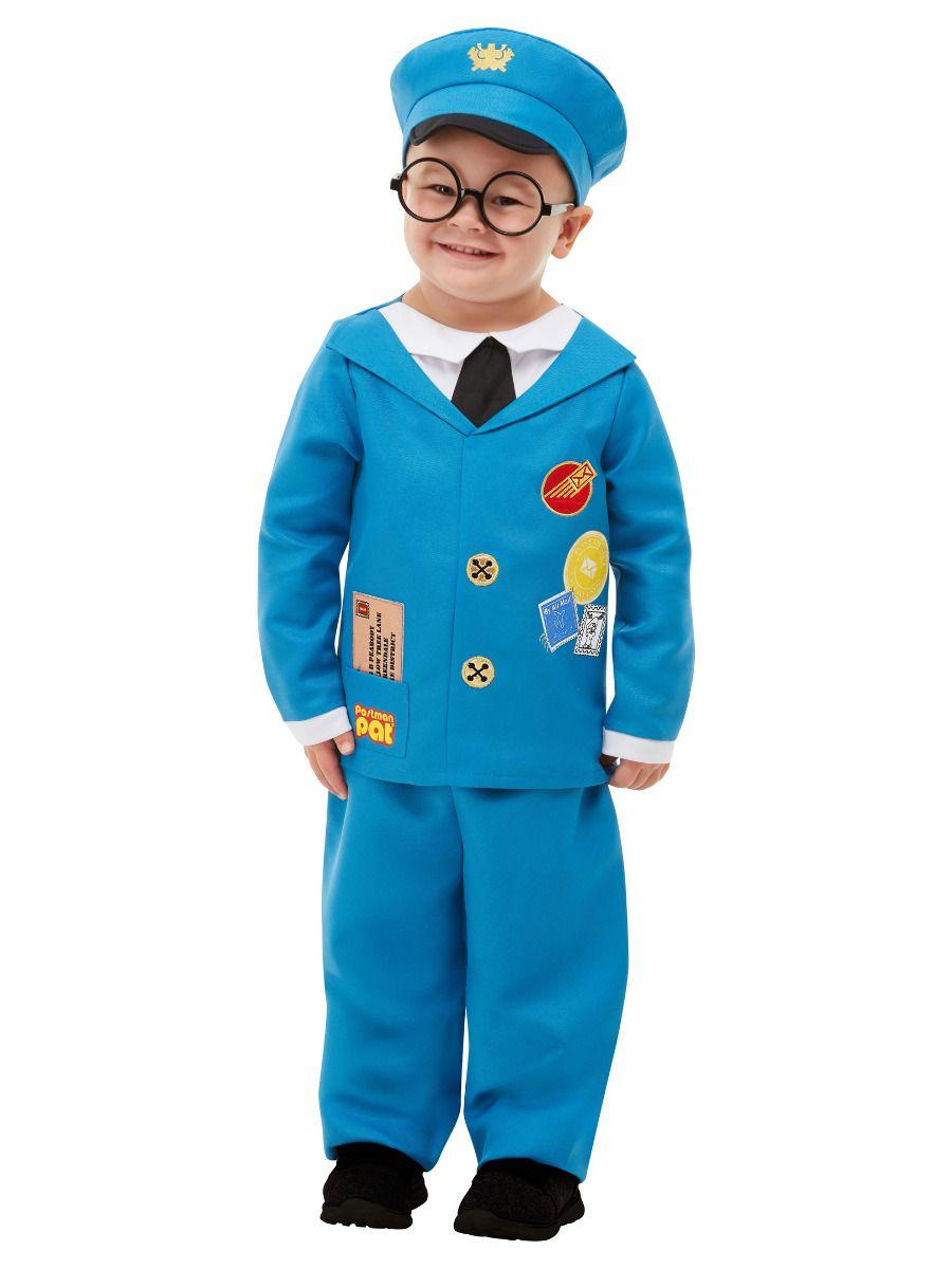 Smiffys Postman Pat Costume - Small