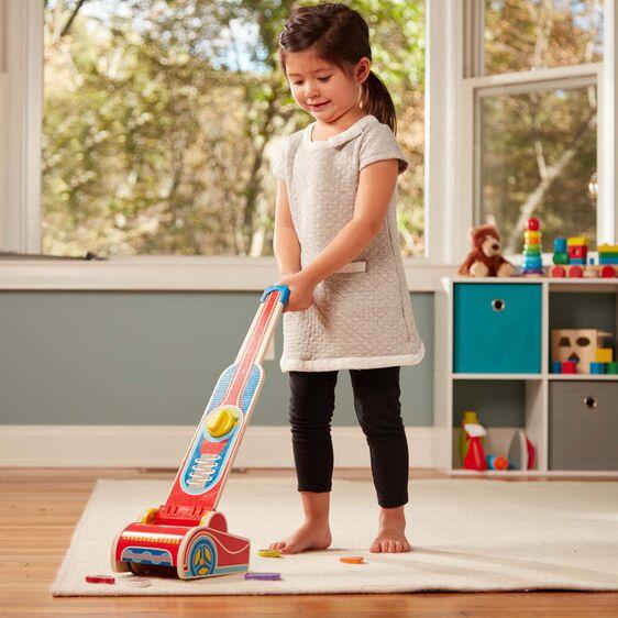 Melissa & Doug Vacuum Cleaner Play Set