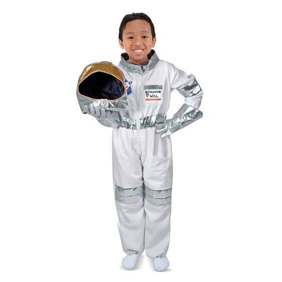 Melissa & Doug Astronaut Role Play Costume