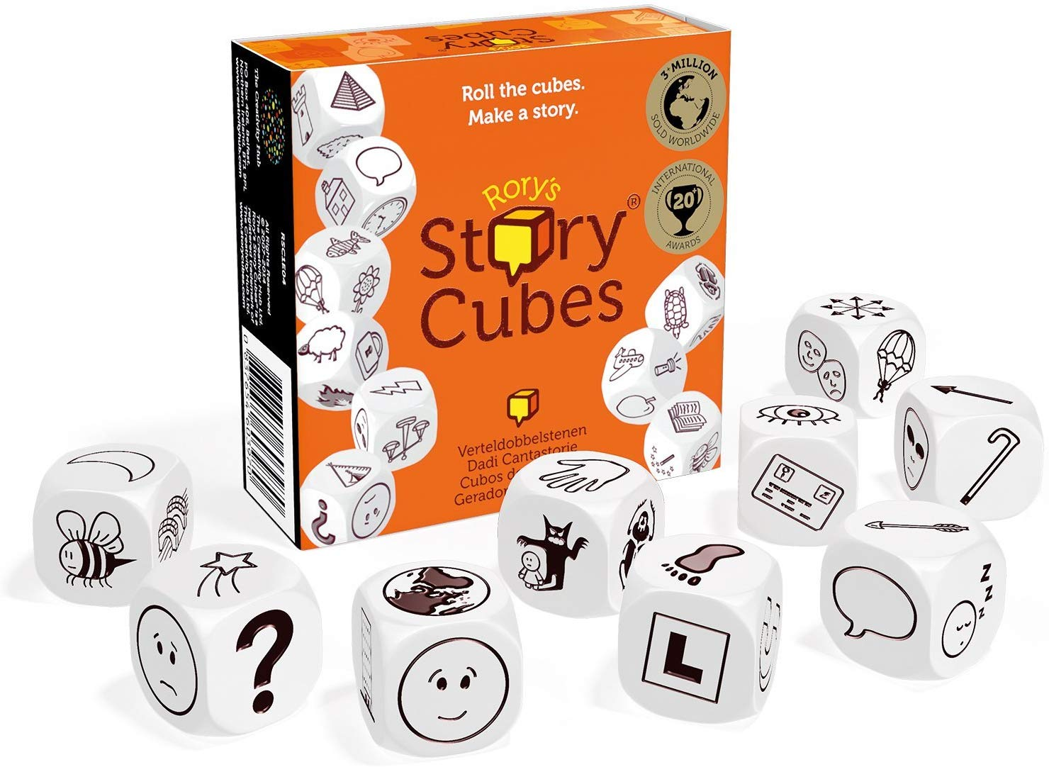 Zygomatic Rory's Story Cubes Games