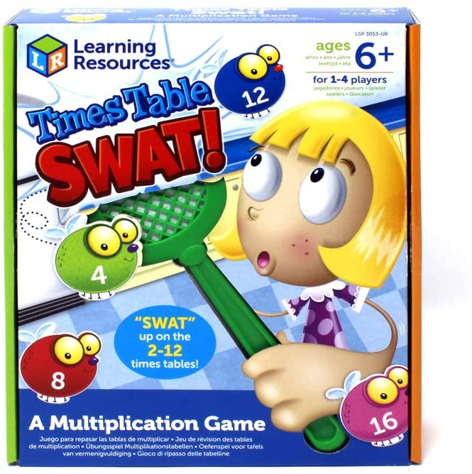 Learning Resources Times Table Swat!