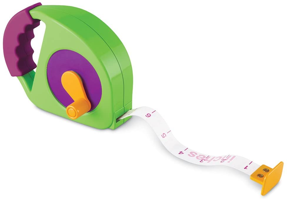 Learning Resources My First Tape Measure