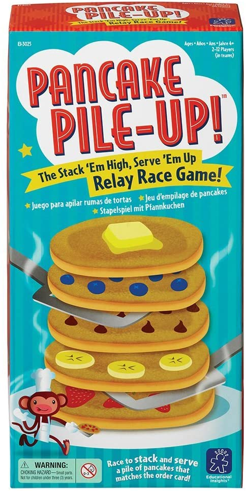 Learning Resources Pancake Pile Up Game