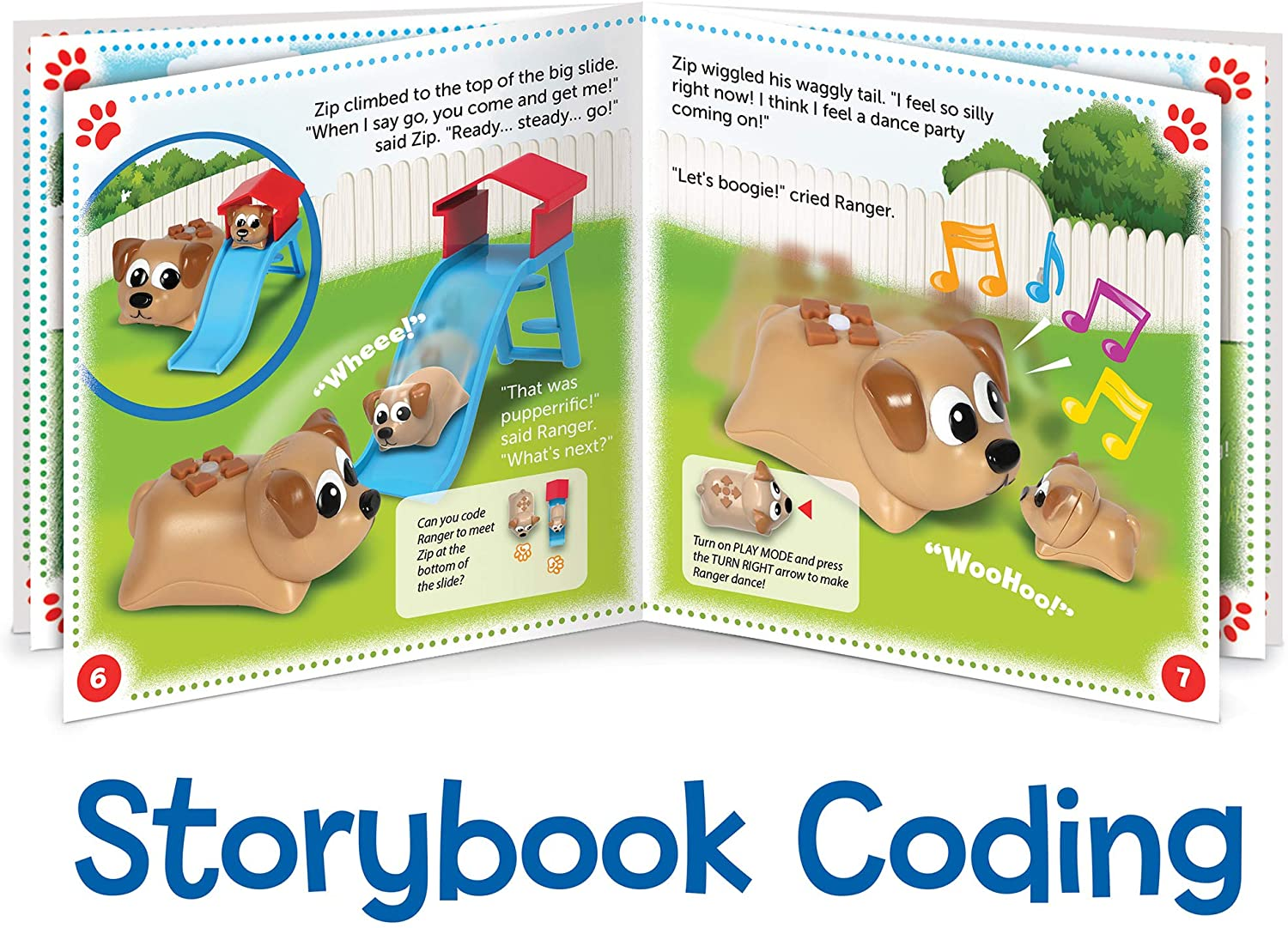 Learning Resources Coding Critters: Ranger & Zip