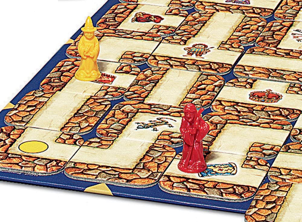 Ravensburger Labyrinth - The Moving Maze Family Board Game