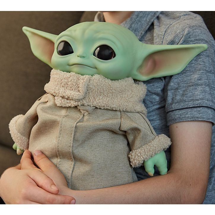 Star Wars The Mandalorian - The Child 11in Baby Yoda Soft Toy
