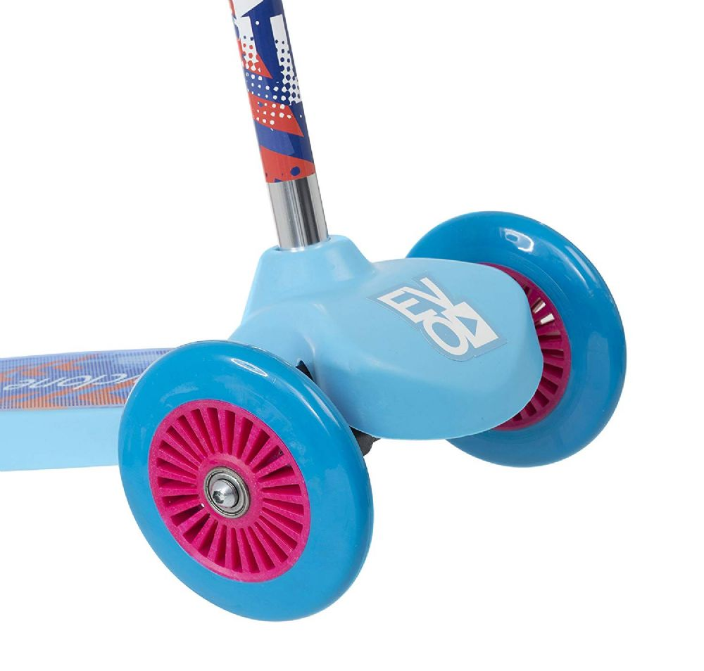 Evo Move n Groove Scooter - Blue